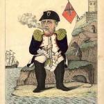 Napoleon Caricature